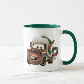 Cars | Mater In Winter Gear Mug