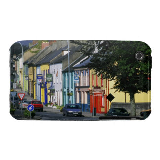 Cars parked in front of a building, Adare iPhone 3 Cover