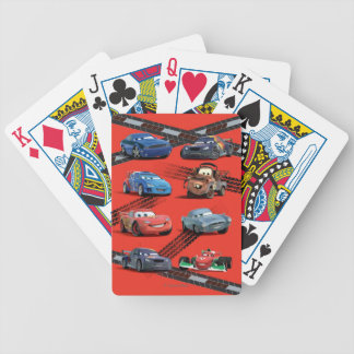 Cars Poker Deck