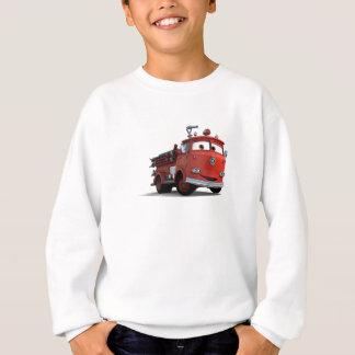 Cars Red Disney Sweatshirt
