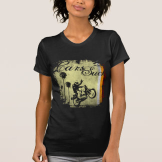 Cars Suck - Seventies (scarred) T-Shirt