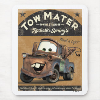 Cars' Tow Mater Disney Mouse Pad