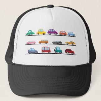 cars trucker hat