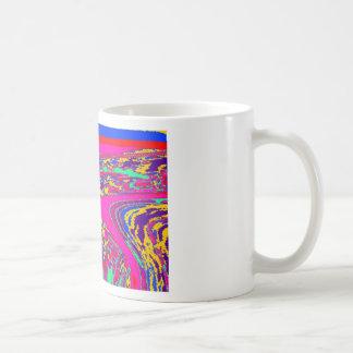 CarScape Abstract Coffee Mug Mug