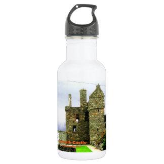 Carsluith Castle -- Clan Broun/Brown 532 Ml Water Bottle