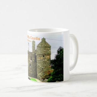 Carsluith Castle -- Clan Broun/Brown Coffee Mug