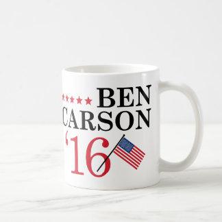 Carson For President Coffee Mug