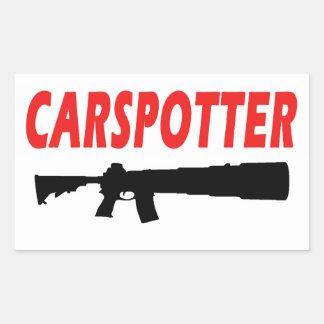 Carspotter | Car Lover Sticker