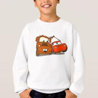 Cars's Lightning McQueen and Mater Disney Sweatshirt