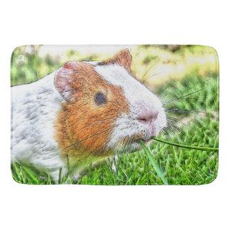 CArt Guinea Pig Bath Mat