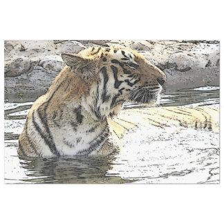 CArt Tiger 118 Tissue Paper