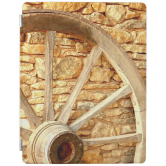 Cart Wheel iPad Cover