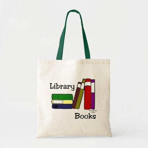 Cartable de bibliothèque sac