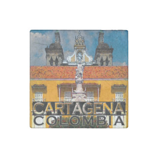 Cartagena Stone Magnets
