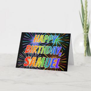 Cadeaux Anniversaire Samuel Zazzle Ca