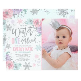 Carte Argent de rose d'invitation d'anniversaire