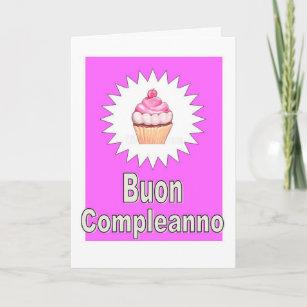 Cadeaux Buon Compleanno Joyeux Anniversaire Italien Zazzle Ca