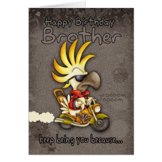 Carte d anniversaire - carte d anniversaire de frè