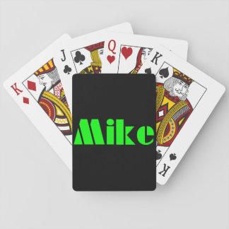 carte da gioco Mike v.s gaming Playing Cards