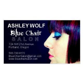 Carte de baiser d'Ashley Carte De Visite Standard