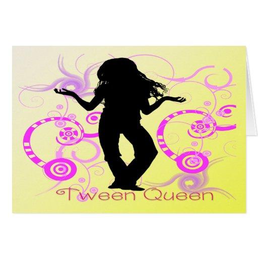 Carte de la Reine de Tween