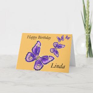 Cadeaux Joyeux Anniversaire Linda Zazzle Ca