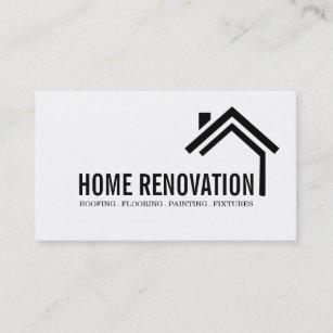 Carte De Visite Construction Retouche La Maison Rnovation