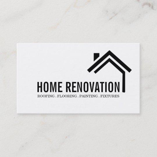 Carte De Visite Construction Retouche A La Maison Renovation