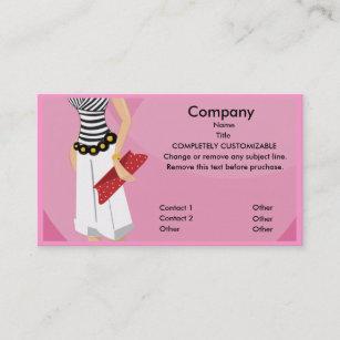 Carte De Visite Boutique Haute Couture