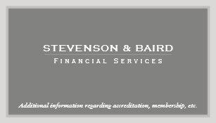 Carte De Visite Services Financiers