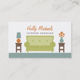 Cartes De Visite Sofa