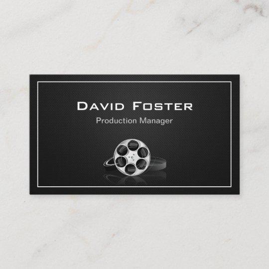 Carte De Visite Directeur Producer Cutter