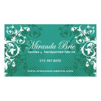 """Carte de visite élégant (polyvalent) - """"boulevard"""