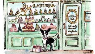 Carte De Visite Londres Le Patisserie Paris