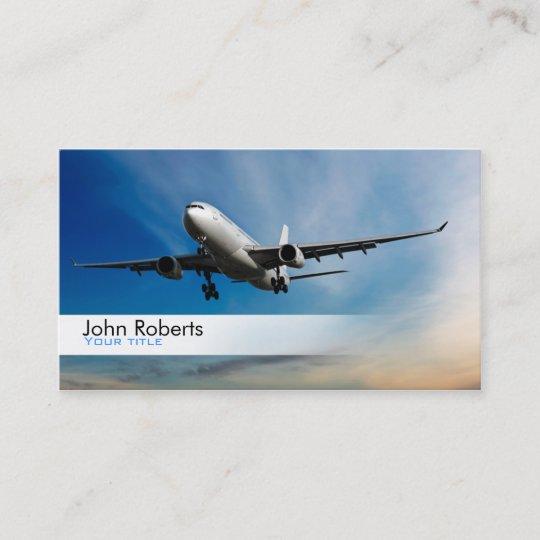 Carte De Visite Pilote Davion