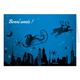 Carte de voeux Bonne Année, enveloppe incluse Greeting Card