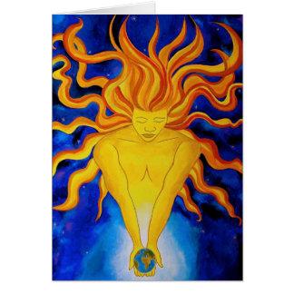 Carte de voeux de Sunworld