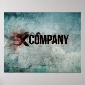Carte de X Company Poster
