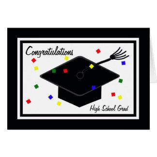 Carte d'obtention d'un diplôme d'études