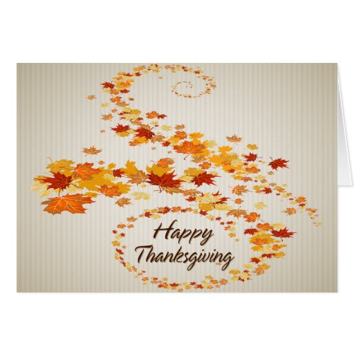 Carte du bon thanksgiving 4