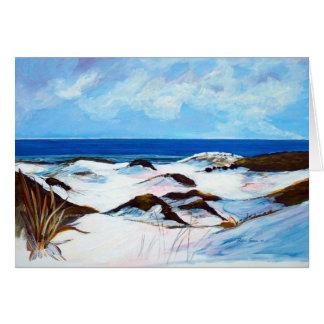 Carte Dunes de Grayton par Patricia Cameron