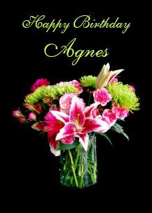 Cadeaux Bouquet De Joyeux Anniversaire Zazzle Ca