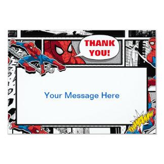 Carte Merveille | Spiderman - anniversaire
