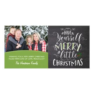 Carte photo - Joyeux petit Noël Photocartes Personnalisées