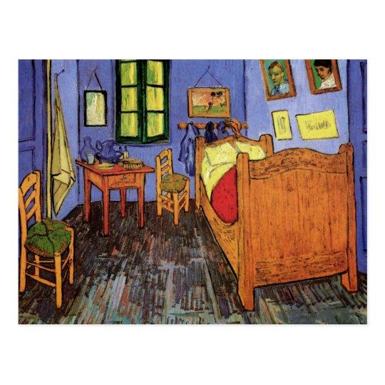 Merveilleux Carte Postale Chambre à Coucher De Van Gogh Vincent Dans Arles,