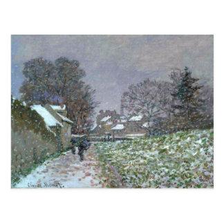 Carte Postale Chemin de Milou à Argenteuil