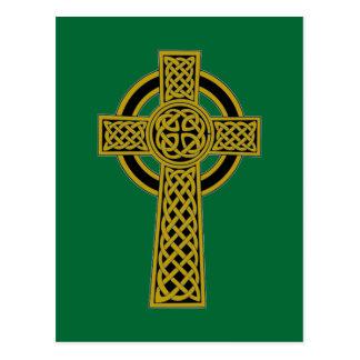 Carte Postale Croix celtique