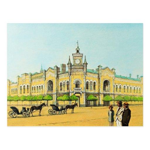 Carte postale de Chisinau