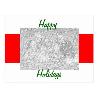 Carte postale de Joyeuses Fêtes