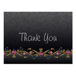 Carte postale de Merci